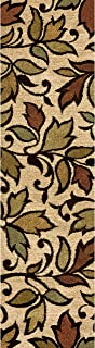 "product image for Orian Rugs Wild Weave Getty Runner Rug, 2'3"" x 8', Bisque"