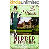 Murder at Bray Manor: a 1920s cozy historical mystery (A Ginger Gold Mystery Book 3)