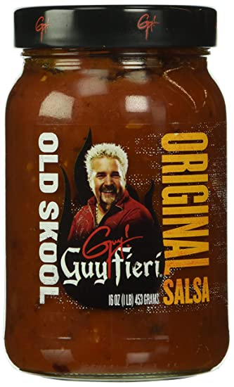 Guy Fieri Salsa, Original, 16 Ounce