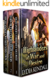 Highlanders of War and Desire: A Scottish Medieval Highlander Romance Collection