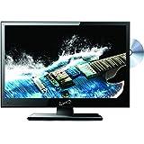 "Supersonic 15"" 720p LED TV - 15.6-inch, Black (SC-1512)"