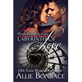 Labyrinth of Love: A Steamy Small Town Forbidden Romance (Hometown Heroes Series Book 3)