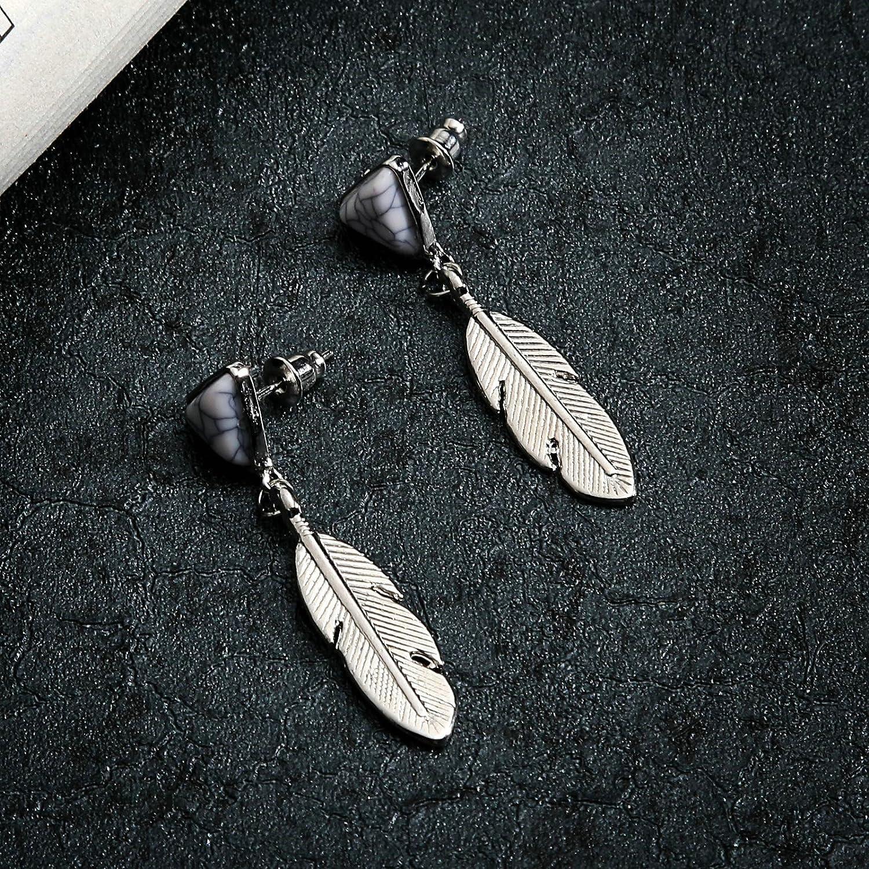 4ecc1a2218 Daesar 1 Paar Ohrringe Für Damen Vergoldet Ohrringe Allergiefrei ...