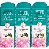 Jolen Hair Remover - Rose (Pack of 3) 150gm