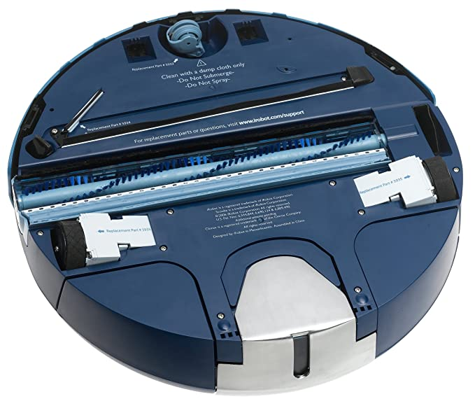 Amazon.com - Remanufactured iRobot Scooba Floor Washing Robotic Hard Surface Cleaner, Assorted Colors - Household Robotic Vacuums