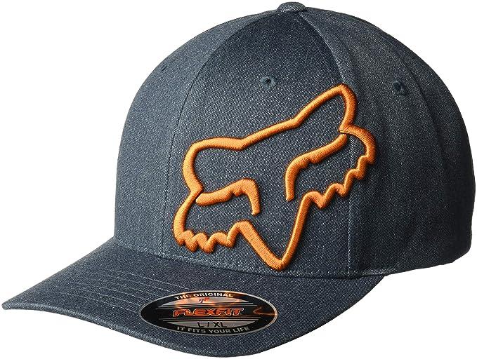 217e129637901 Fox Men s Clouded Flexfit Hat  Amazon.in  Clothing   Accessories