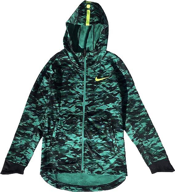 Amazon.com: Nike Boy s Therma Elite sudadera con capucha de ...