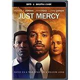 Just Mercy (DVD + Digital)
