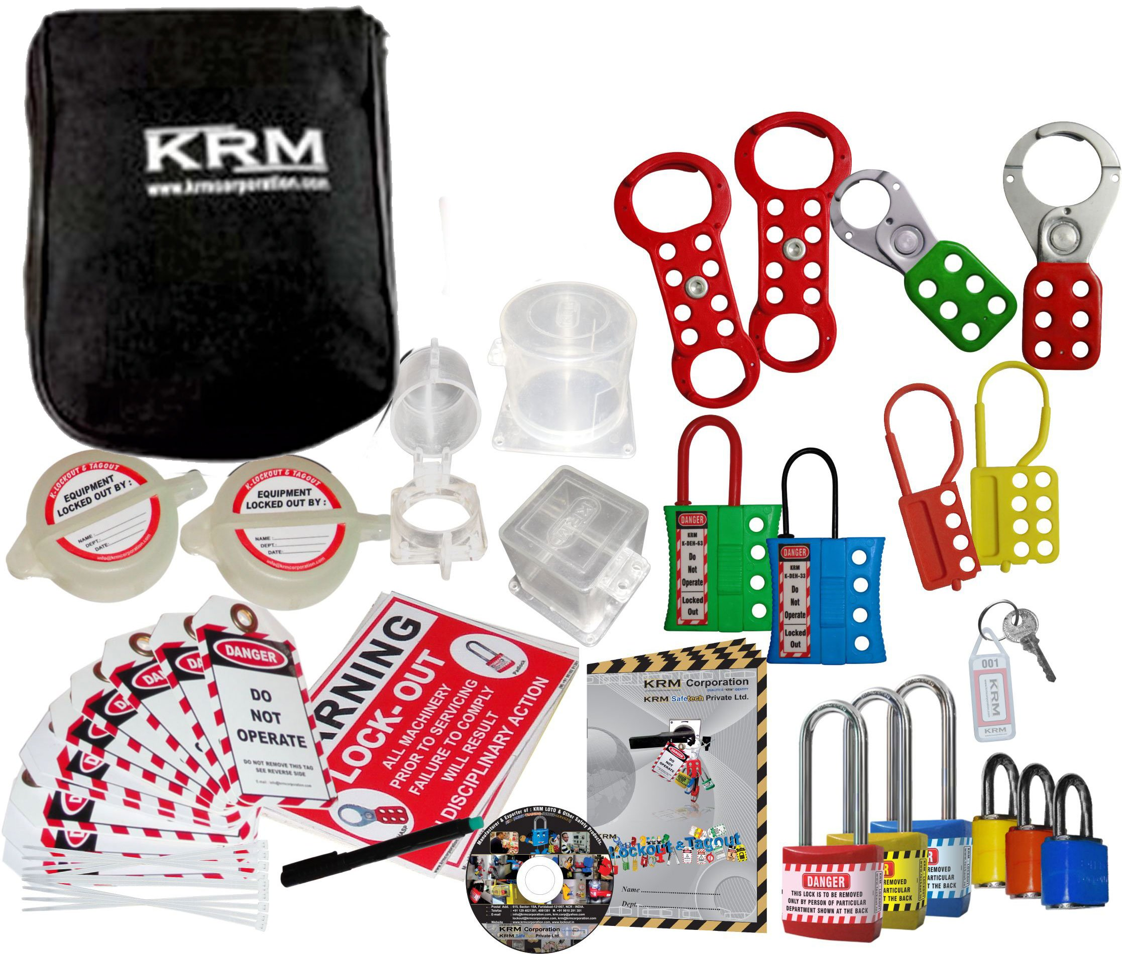 Emergency Push Button Kit