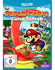Paper Mario Color Splash - [Wii U]