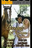 Lassoing a Groom