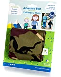 Adventure Belt: handsfree child & toddler rein/harness. Links belt to belt. Suitable to 27KG (Camo) (Camo)