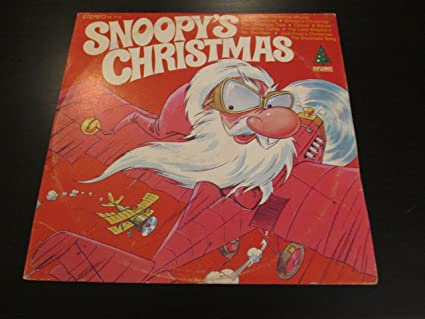 snoopys christmas - Snoopy Red Baron Christmas Song