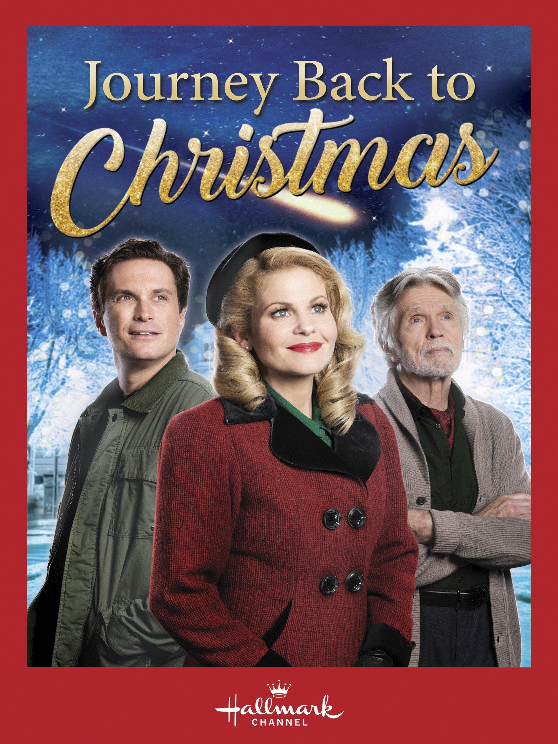 Amazon.com: Journey Back to Christmas: Candace Cameron Bure, Oliver ...