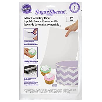 Wilton Sugar Sheets Edible Printer Paper