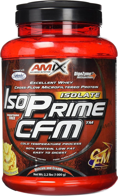 Amix Isoprime Cfm Isolate 1 Kg Platano 1 1000 g