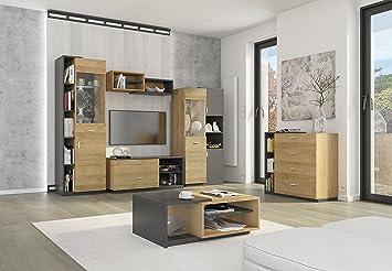 Wohnzimmer Komplett - Set A \