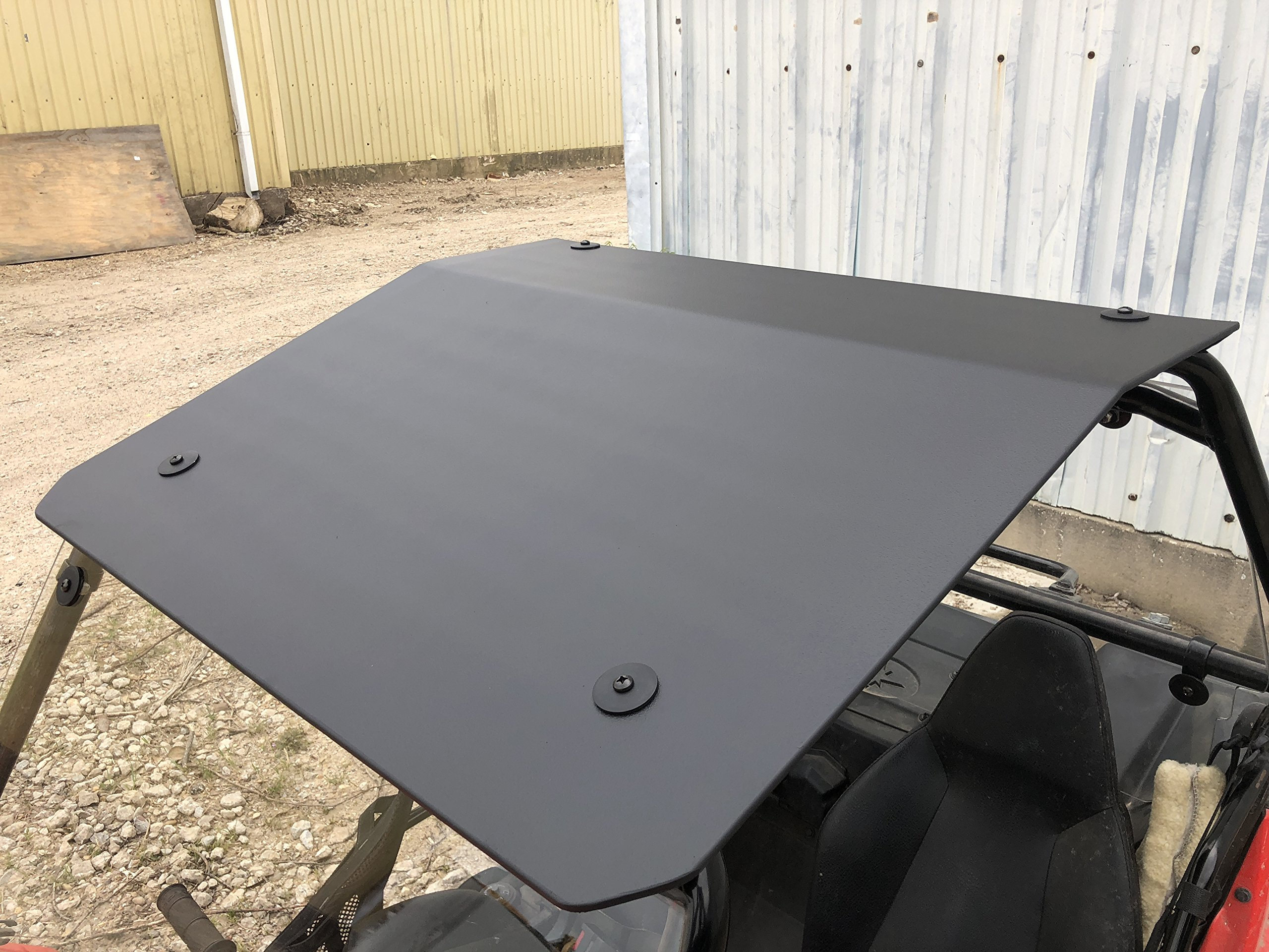 2009-2020 POLARIS RZR 170 3/16 ROOF by A&S AUDIO AND SHIELD DESIGNS