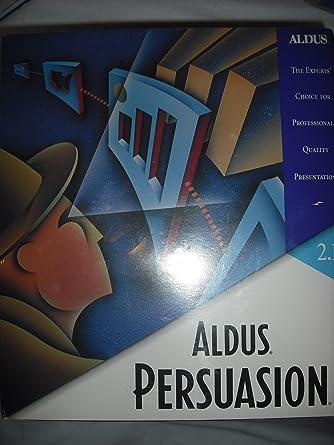 Amazon Aldus Persuasion