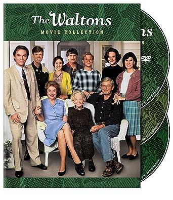 Amazoncom The Waltons Movie Collection A Wedding On Waltons