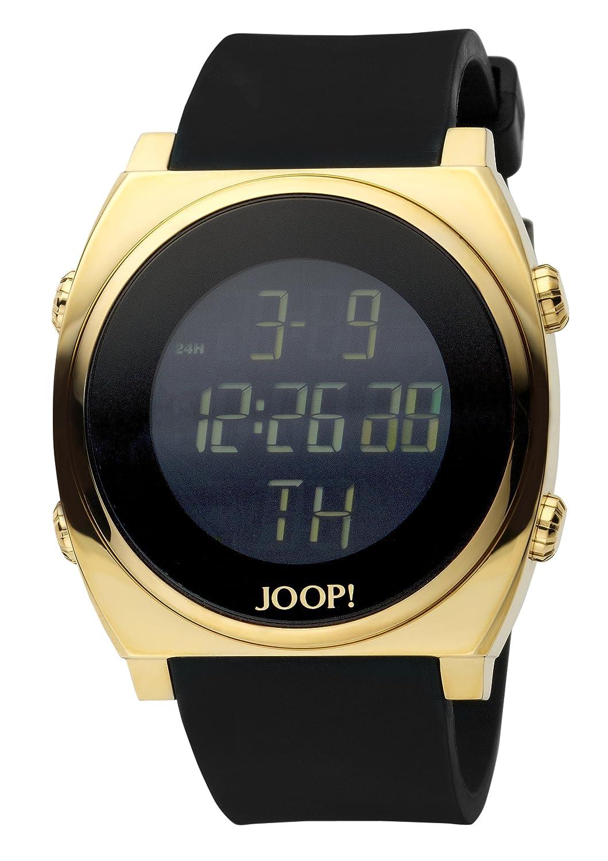 Joop! Herren-Armbanduhr Digital Quarz Kautschuk JP100751F02
