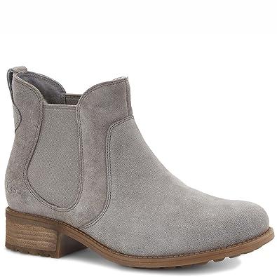UGG Australia Women s Cory Short Boots Grey Size  9.5 B(M) UK ... 348cb7a62b2d
