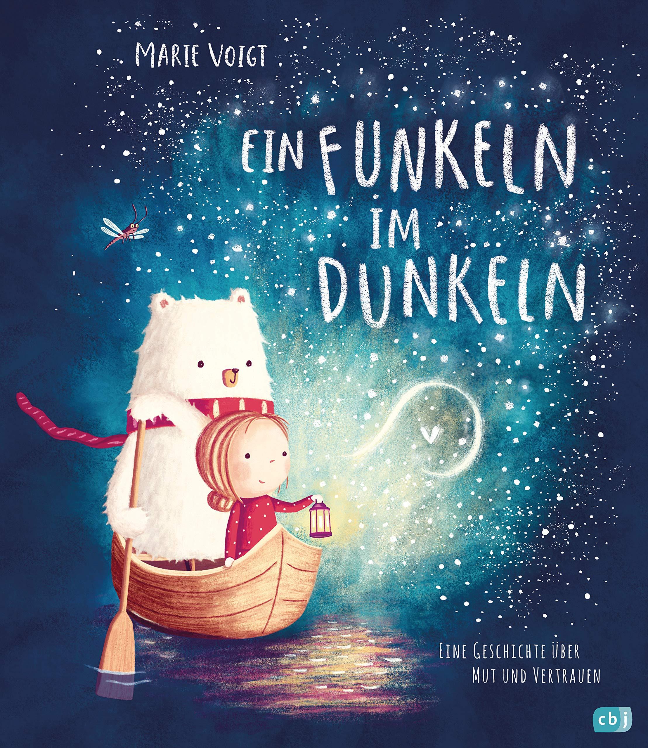 Buchcover Ein Funkeln im Dunkeln, 7 schöne Kinderbücher