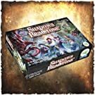 Flying Frog Productions Shadows of Brimstone Swamps of Death Board Game