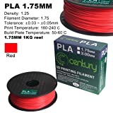 Century 3D PLA Printer Filament 1.75mm 1kg spool
