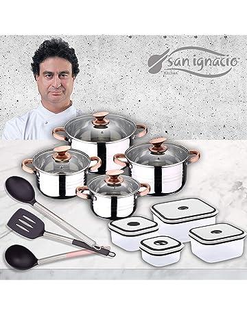 Baterías de cocina | Amazon.es