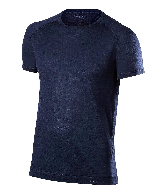 FALKE Ropa Interior Silk Lana Manga Larga Camiseta