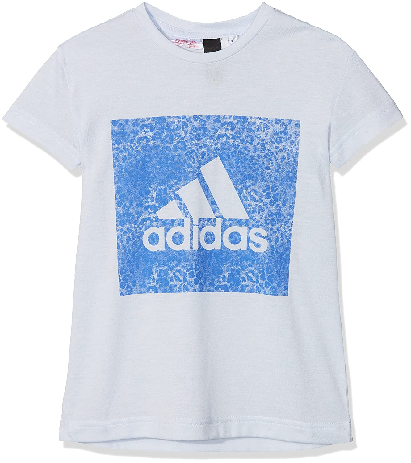 adidas Girls' Essentials Logo Loose T-Shirt ADIEY|#adidas
