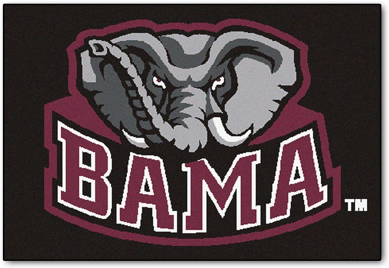 University of Alabama Logo Area Rug