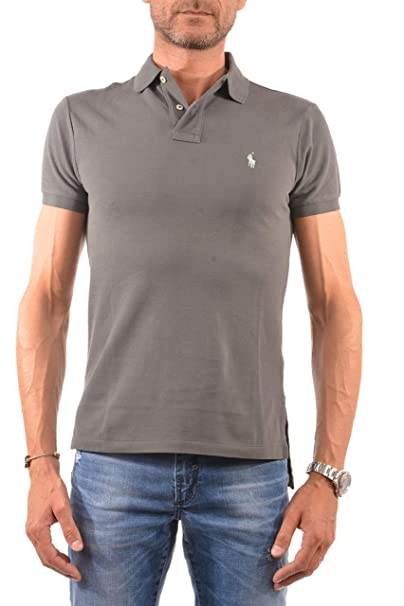 8e83a359 Polo Ralph Lauren Mens Custom Slim Fit Mesh Polo Shirt: Amazon.ca ...