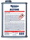 MG Chemicals Acetone (Pure Grade), 945mL Liquid Metal Can