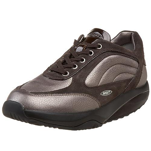 e0dde6c0037 MBT Schuhe Maliza Brown Women (400149-22), Color marrón, Talla 37 UK 4:  Amazon.es: Zapatos y complementos