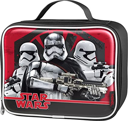 b67653f24d Image Unavailable. Image not available for. Color  Thermos K25315006 Star  Wars Episode 7 Lunch Bag with Stormtroopers