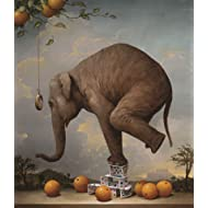 Artifact Puzzles - Kevin Sloan Consequences of Hypnosis Wooden Jigsaw Puzzle