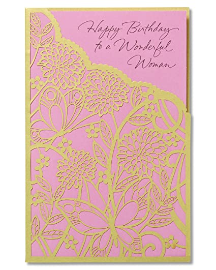 american greetings wonderful woman happy birthday for her