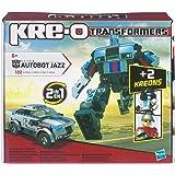 Hasbro 31146148 KRE-O Transformers - Juego de construcción de Jazz
