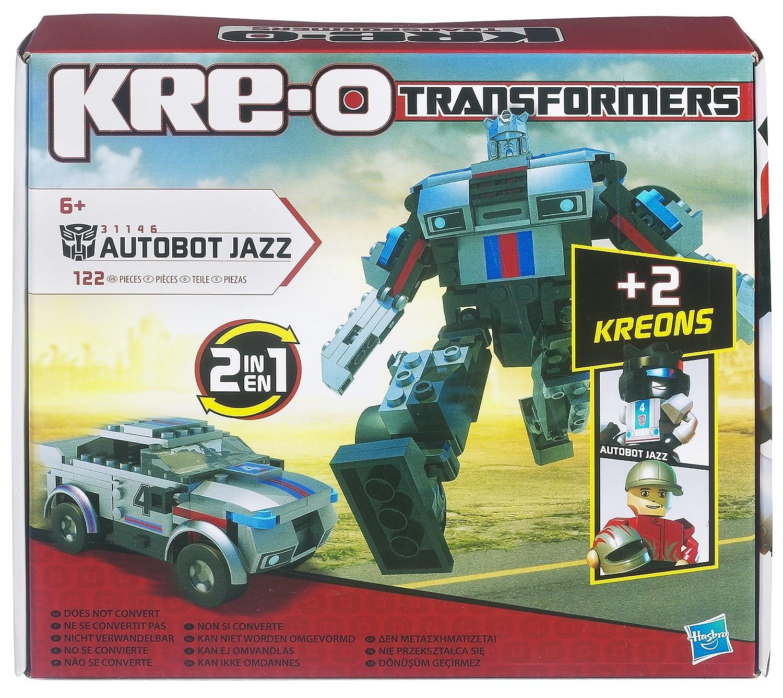 Kre O Transformers Jazz Toy Amazon Toys Games