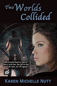 Two Worlds Collided (Rock Star Romance)