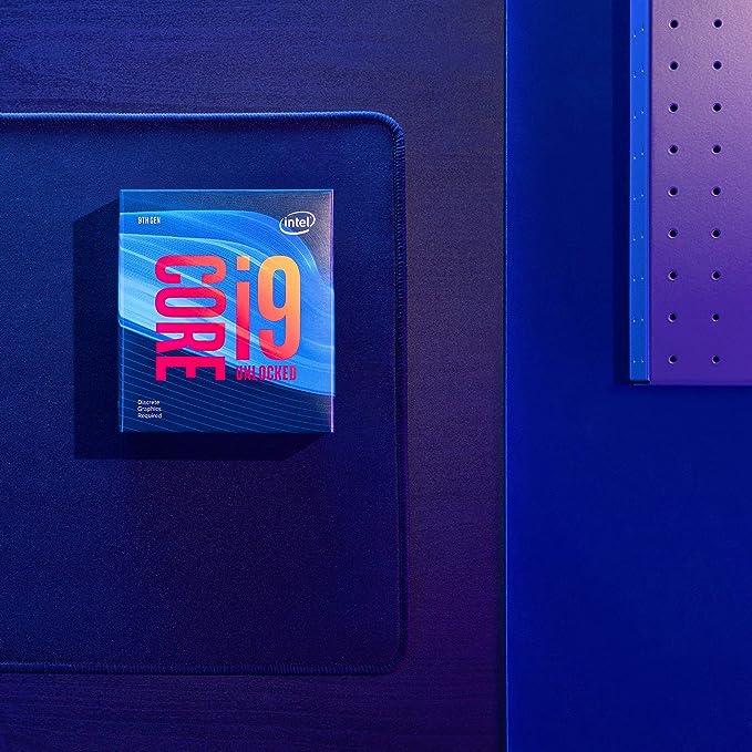 Intel Core I9 9900k Prozessor Computer Zubehör