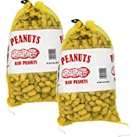 Raw Peanuts, 2 Pounds (2-Pack, 4 LBS Total)