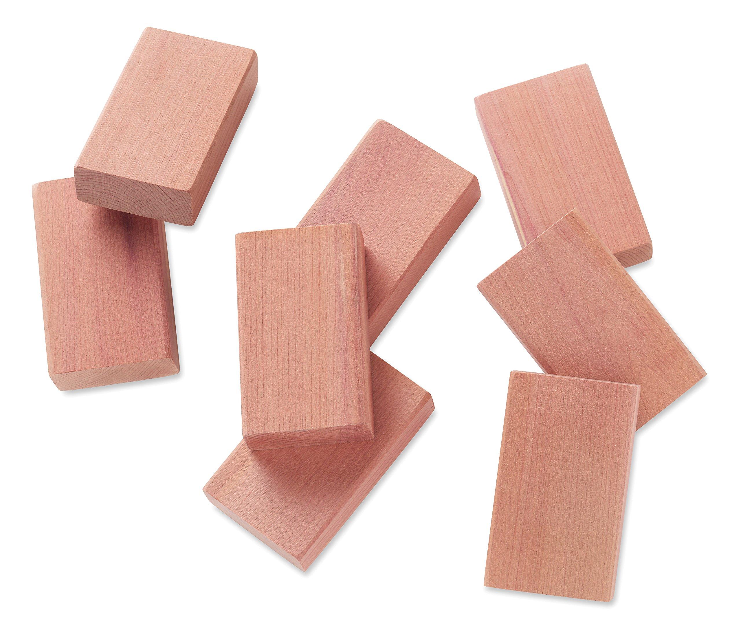 Whitmor Aromatic Cedar Blocks-S/8