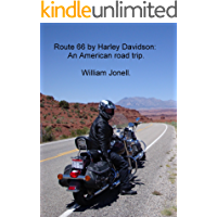Route 66 by Harley Davidson: An American motorcycle road trip.