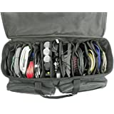 Cable File Bag CFB-02 - Cable & Accessories Organizer Gig Bag/Soft Case-CablePhyle