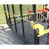 Rapid Latch, Tailgate Locking System, Works with or without Gorilla Lift and/ or EZ Gate.