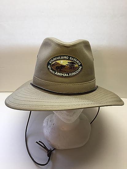 fb896f2c2c836 Amazon.com   Kilimanjaro Safari Animal Kingdom Disney Adult Hat Large    Sports   Outdoors