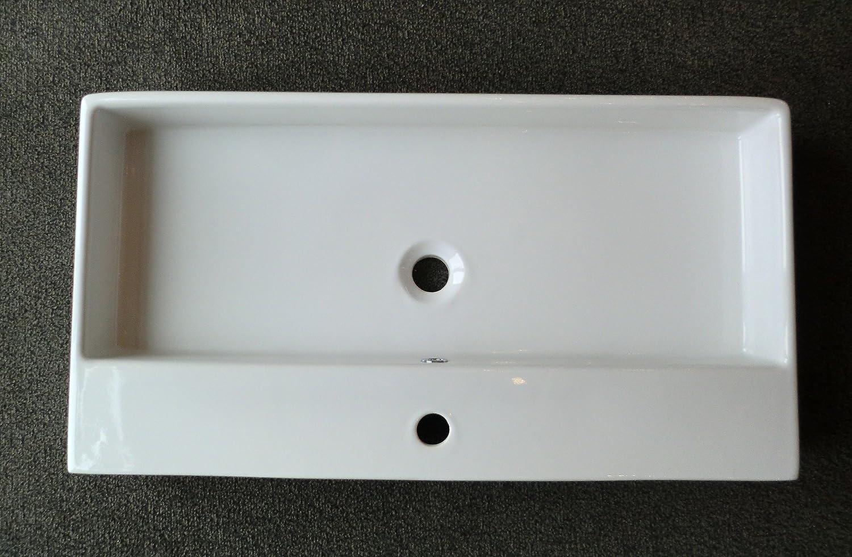 waschbecken 80 x 40 ve04 kyushucon. Black Bedroom Furniture Sets. Home Design Ideas
